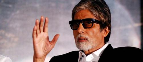 Amitabh Bachchan back after discharge from hospital (Image via Jairam/Flickr)