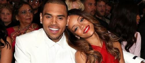 Chris Brown e Rihanna namoraram no passado