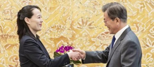 Corea del Norte invita a Corea del Sur a Pyongyang