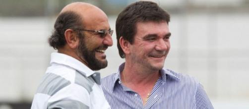 Diretoria do Corinthians pode contratar dupla para o elenco de Carille. (Foto Reprodução).