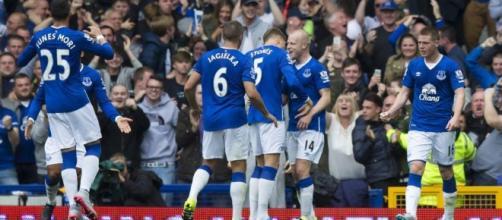 Funes Mori debutó en el Everton con una gran victoria ante el Chelsea - eltribuno.com