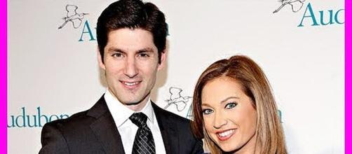 Ginger Zee and Ben Aaron welcome second son [Image: US News/YouTube screenshot]