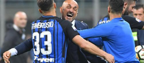 Inter, Spalletti scatenato dopo la vittoria nel derby - Corriere ... - corrieredellosport.it