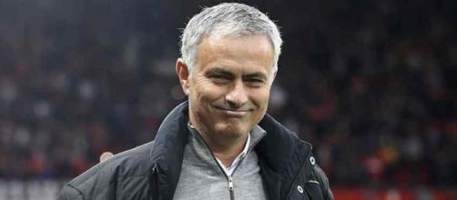 José Mourinho é o treinador do Manchester United