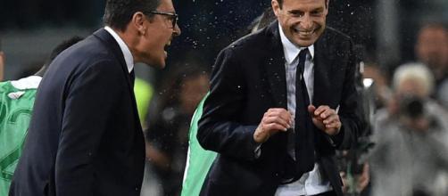 Juventus, Landucci dispiaciuto su Instagram