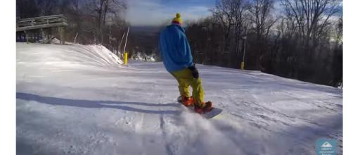 Liberty Mountain year long ski resort. - [Image via LibertyMountainPA YouTube screencap]
