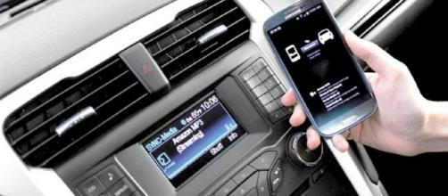 Los automóviles y los teléfonos inteligentes se fusionan.