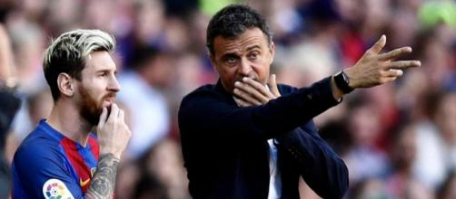 Luis Enrique announces he's leaving Barcelona at the end of the ... - thesun.co.uk