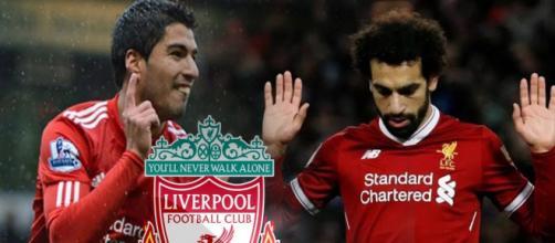 Luis Suarez vs Mohamed Salah..