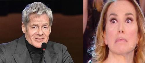 Sanremo news: Claudio Baglioni, frecciatine alla Tv di Barbara D'Urso?