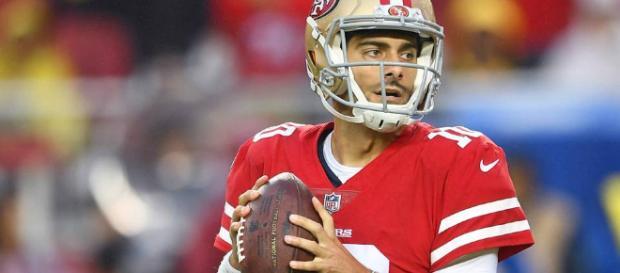 49ers Jimmy Garoppolo | NFL ... - sportingnews.com