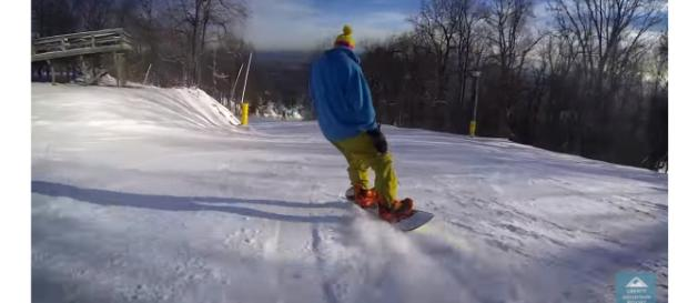Liberty Mountain year long ski resort. - [Image via LibertyMountainPA YouTube screencap]