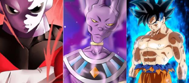 Personajes que están al nivel de los dioses