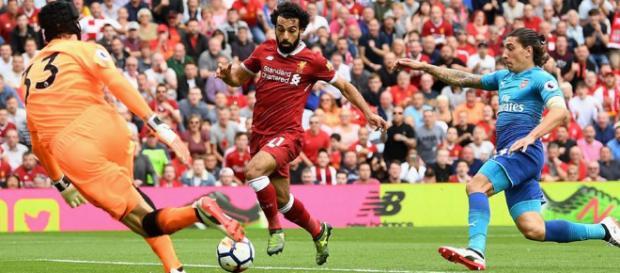 Salah pasa por un gran momento.