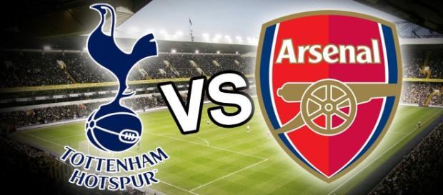 Tottenham Hotspur y el Arsenal chocan en el derby del norte de Londres en Wembley