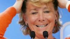 Un escándalo de última hora confirma los peores augurios para Esperanza Aguirre