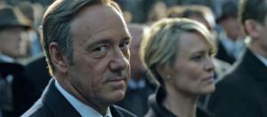 House of Card to jeden z najlepszych seriali o polityce. W 6 sezonie zabraknie Kevina Spacey (fot. scrn. YT)