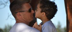 Surprising revelations about high risk of premature death for single fathers. Image:[pixaby]