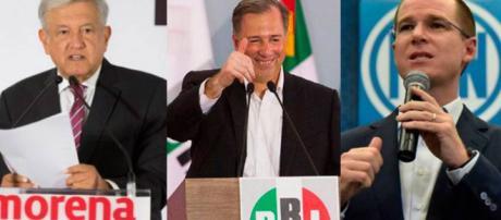 Impunidad, solo buenos deseos de los precandidatos presidenciales - com.mx