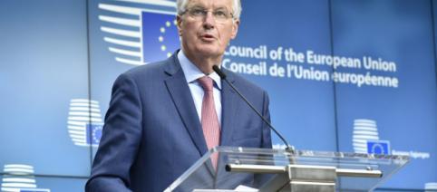 Upbeat Michel Barnier plays superior Brexit hand – POLITICO - politico.eu
