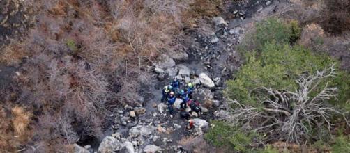 Accidente de avión en Francia: El rescate del avión siniestrado en ... - rtve.es