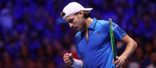 Coupe Davis : Lucas Pouille est devenu grand - Le Parisien - leparisien.fr