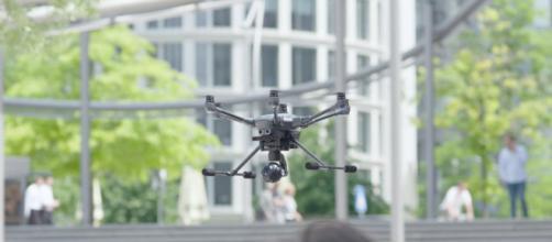 Intel es parte del libro record guiness con sus drones.