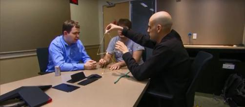 Microsoft and other companies use projects to allow applicants on the autism spectrum to prove their talents. - [CBS / YouTube screencap]