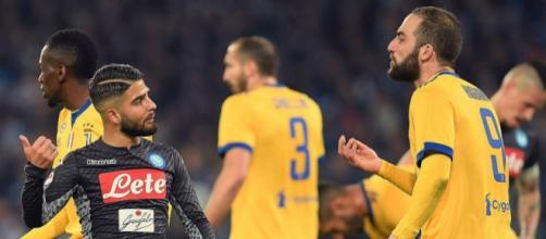 Napoli-Juventus la sfida scudetto