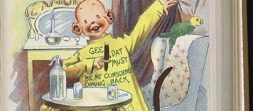 O Menino Amarelo, primeiro HQ a ser publicado