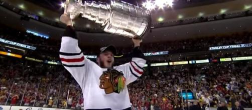 Remember the name Jonathan Toews- Image credit - SPORTSNET | YouTube