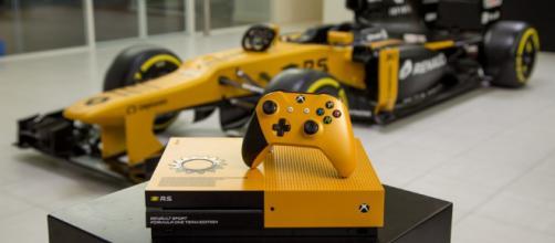 Rev Your Engines for the Renault Sport Formula One Custom Xbox One ... - xbox.com