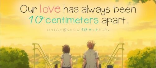 Review de Our Love Has Always Been 10 Centimeters Apart