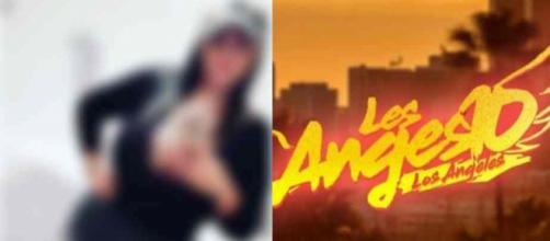 Sarah Fraisou a rejoint le casting Les Anges 10 à Los Angeles !