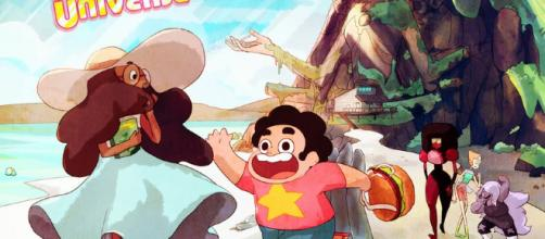 Steven Universe, primera temporada - via wordpress.com