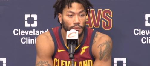 The Washington Wizards are believed to be interested in Derrick Rose -- Cleveland Cavaliers on cleveland.com via YouTube