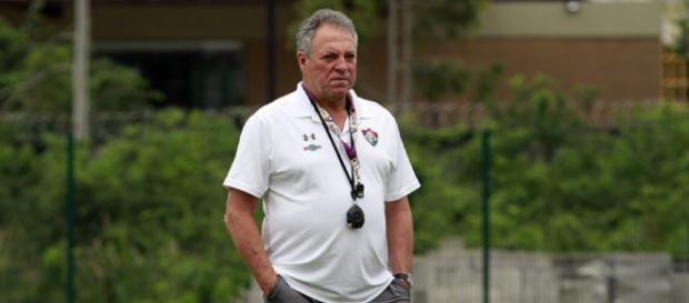 Abel espera mais reforços e pensa em alterar o Flu na Copa do Brasil (Foto: Divulgação/Site Oficial do Fluminense Football Club)
