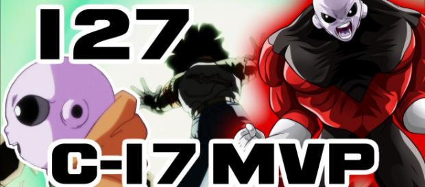 DBS 127 : C-17 MVP ! Le sacrifice de N°17 & le passé de Jiren ...