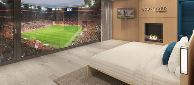 Kein Witz! Fans des FC Bayern können Heimspiele demnächst von ... - derwesten.de
