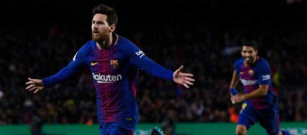 Leo Messi continua procurando o melhor para o seu time. (Foto Reprodução).