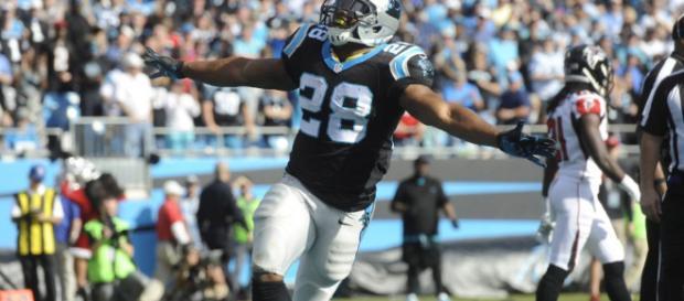 NFL   Ahora Jonathan Stewart: los corredores caen como moscas - AS.com - as.com
