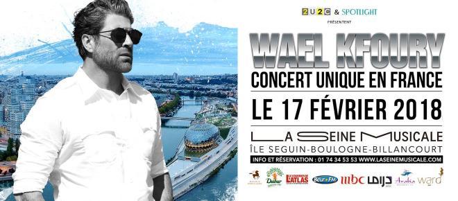 Wael Kfoury : un concert parisien à la hauteur des espérances