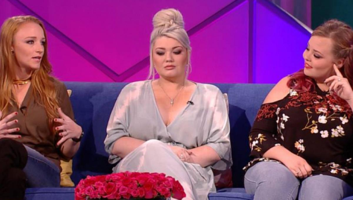 Teen Mom OG' Reunion Secrets Were Farrah, Catelynn, Amber.
