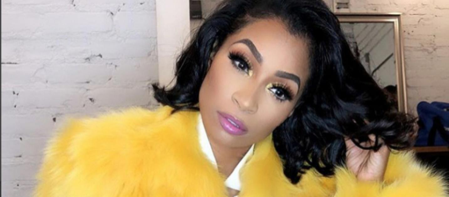 Karlie Redd Nude Photos Ideal llhatl' star karlie redd is ready to release new music