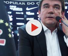 Andrés Sanchez é o atual presidente do Timão. (Foto Reprodução).