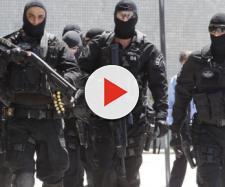 Cinco assaltantes foram executados a tiros pela Polícia Militar em confronto