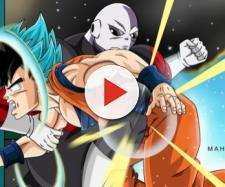 Jiren vs Goku: desenho está nos episódios finais. (Foto Reprodução).