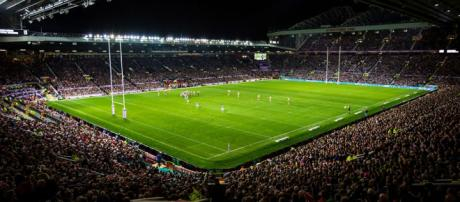 Huddersfield Giants shocked the Warrington Wolves onThursday night to register their first win of the season. Image Source - therhinos.co.uk