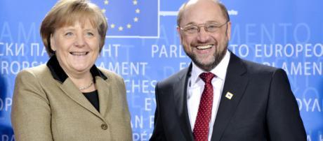 L'accordo Merkel-Shulz si rivela fragile e la Groko rischia di non essere confermata a marzo