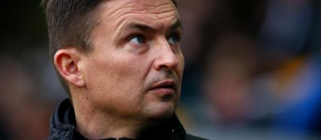 Paul Heckingbottom is a young, vibrant manager with a history of developing young players. Image Source - squawka.com